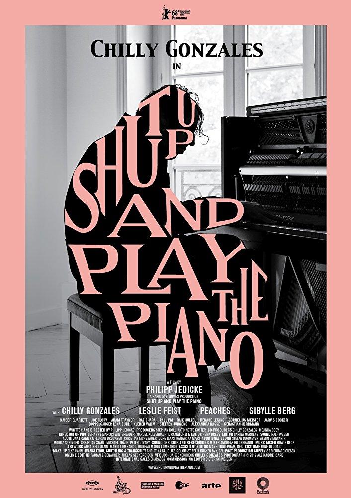 Çeneni Kapa ve Piyano Çal / Shut Up and Play the Piano