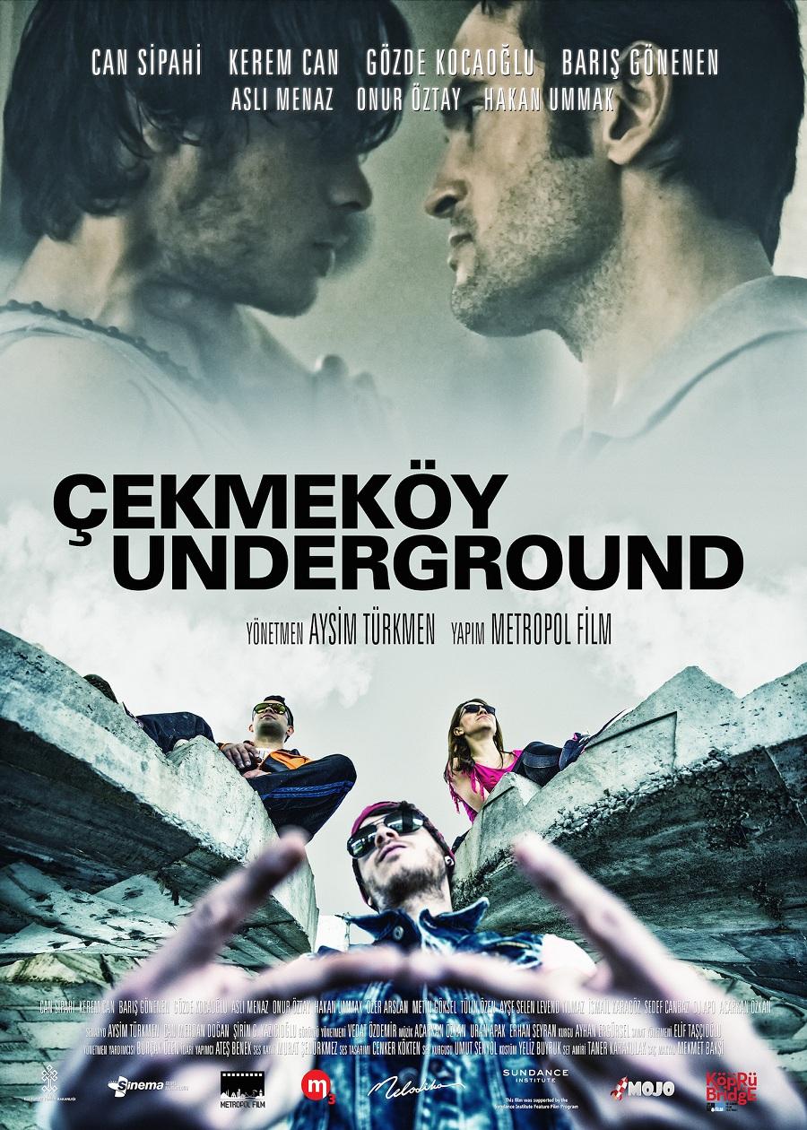 Çekmeköy Underground / Arabesque Underground