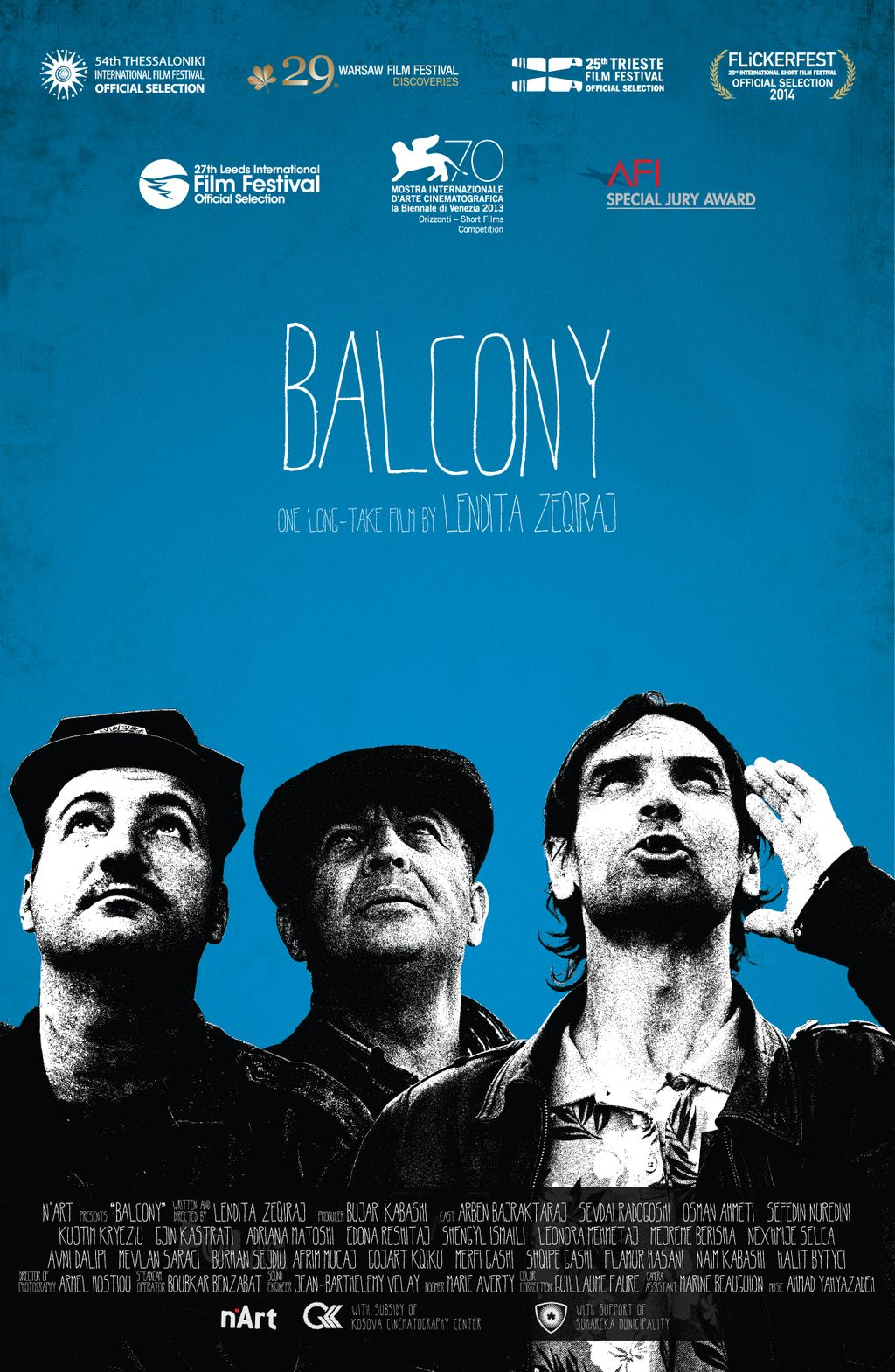 BALKON / BALLKONI / BALCONY