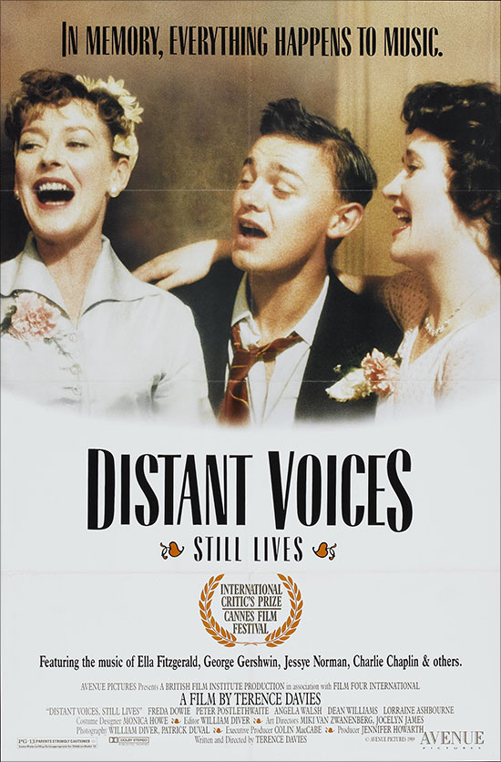 Uzak Sesler, Durgun Yaşamlar/ Distant Voices, Still Lives