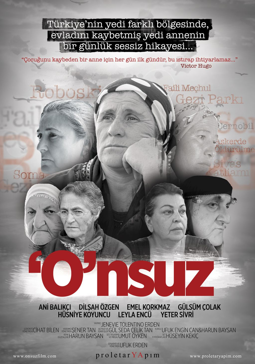 O'NSUZ / Without Him/Her