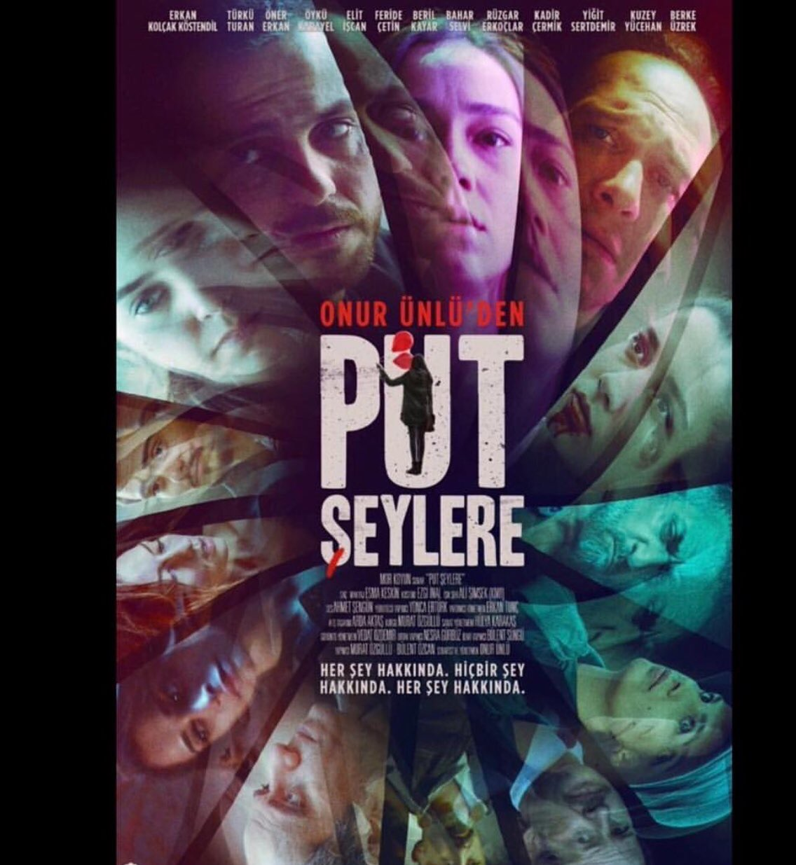 Put Şeylere / Put to the Things