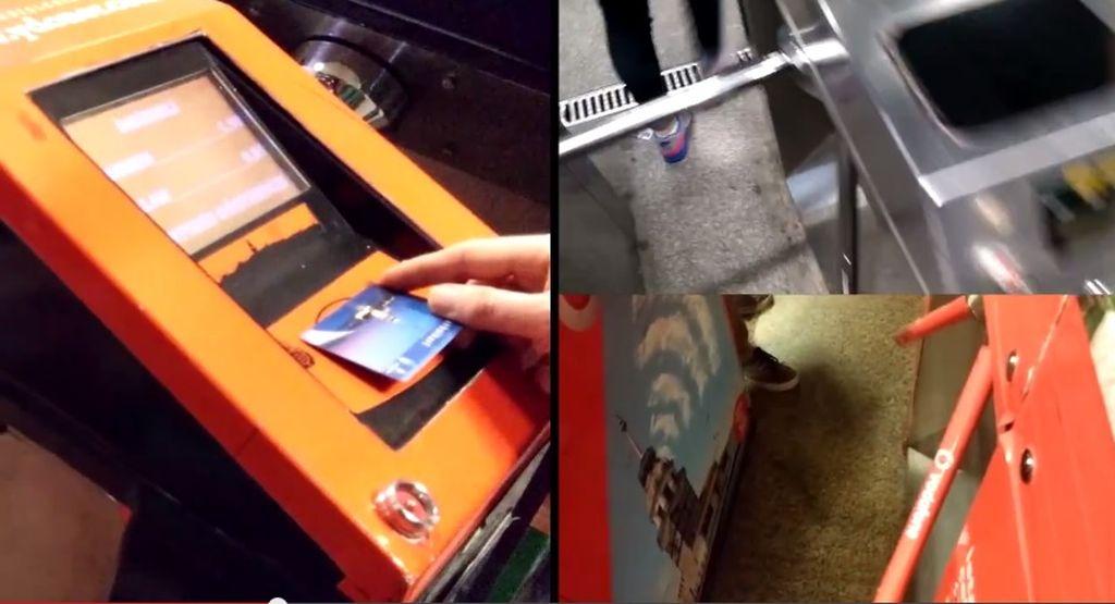 Taksim – Kabataş Füniküler Hattı / Taksim – Kabatas Funicular Line