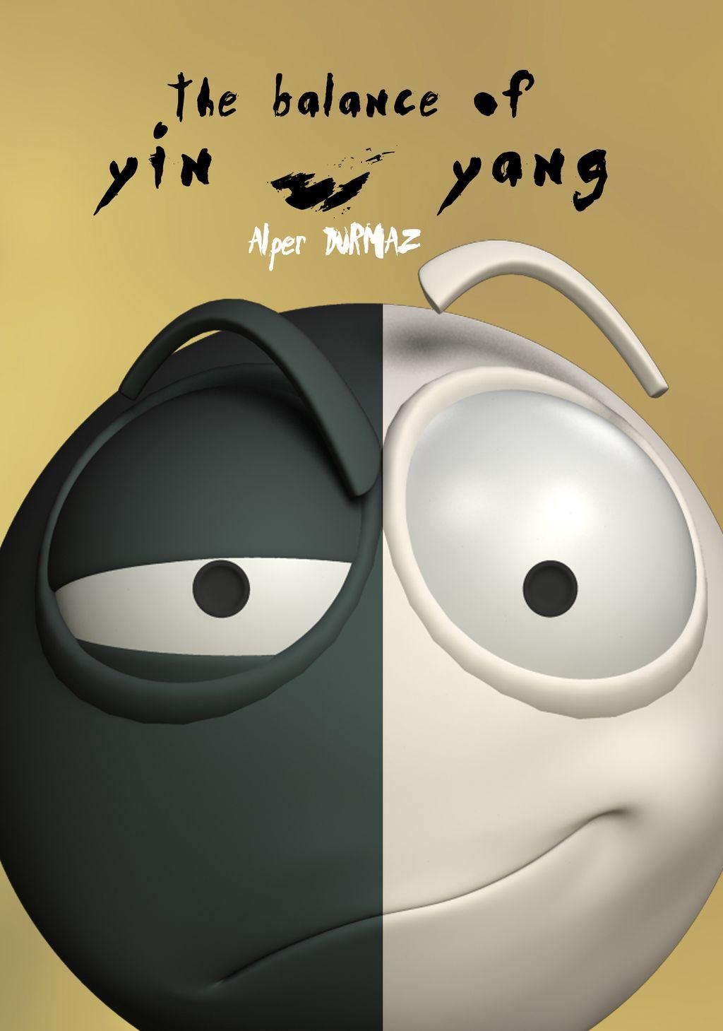 Yin-Yang / The Balance of Yin-Yang