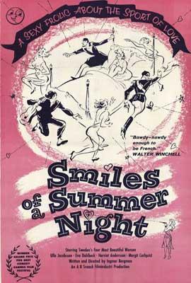 Bir Yaz Gecesi Gülüşleri / Sommarnattens leende / Smiles of a Summer Night