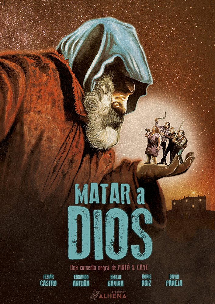 İlahi Cinayet / Matar a Dios / Killing God