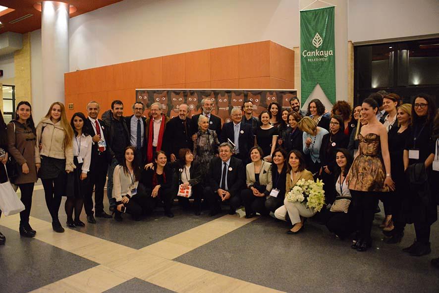 26. Ankara Uluslararası Film Festivali Açılış Töreni Gerçekleşti