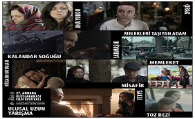 The films that will compete in Ankara are announced