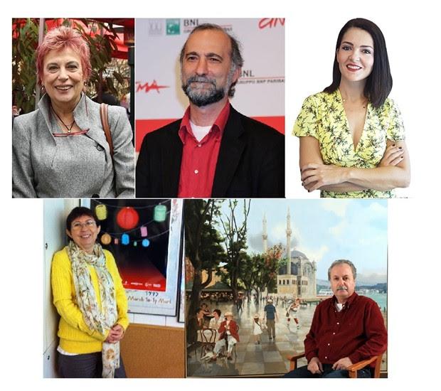 30. Ankara Uluslararası Film Festivali Afiş Yarışması Jüri Üyelerimiz Belirlendi!