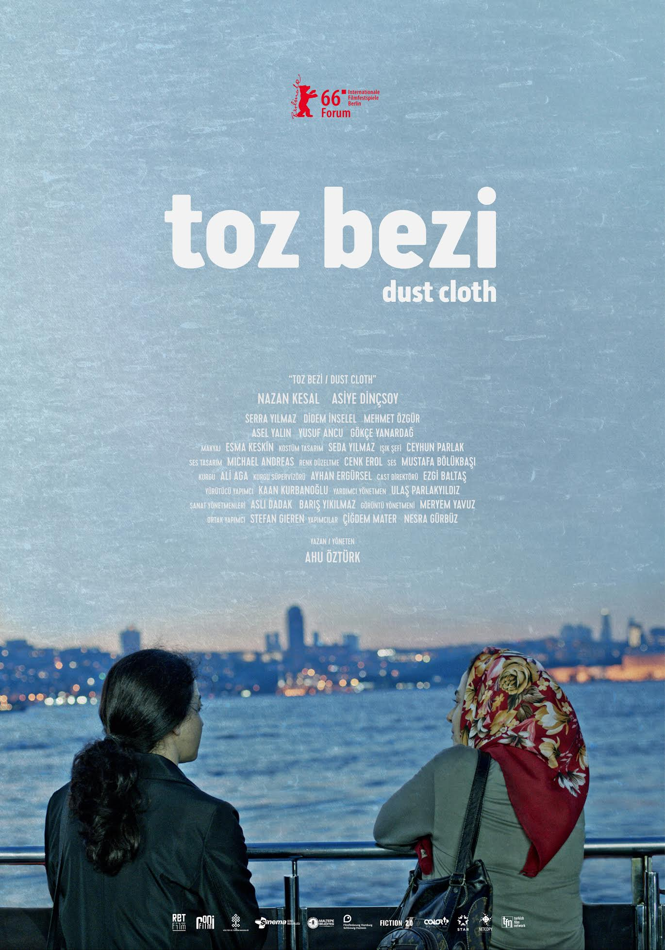 TOZ BEZİ / DUST CLOTH