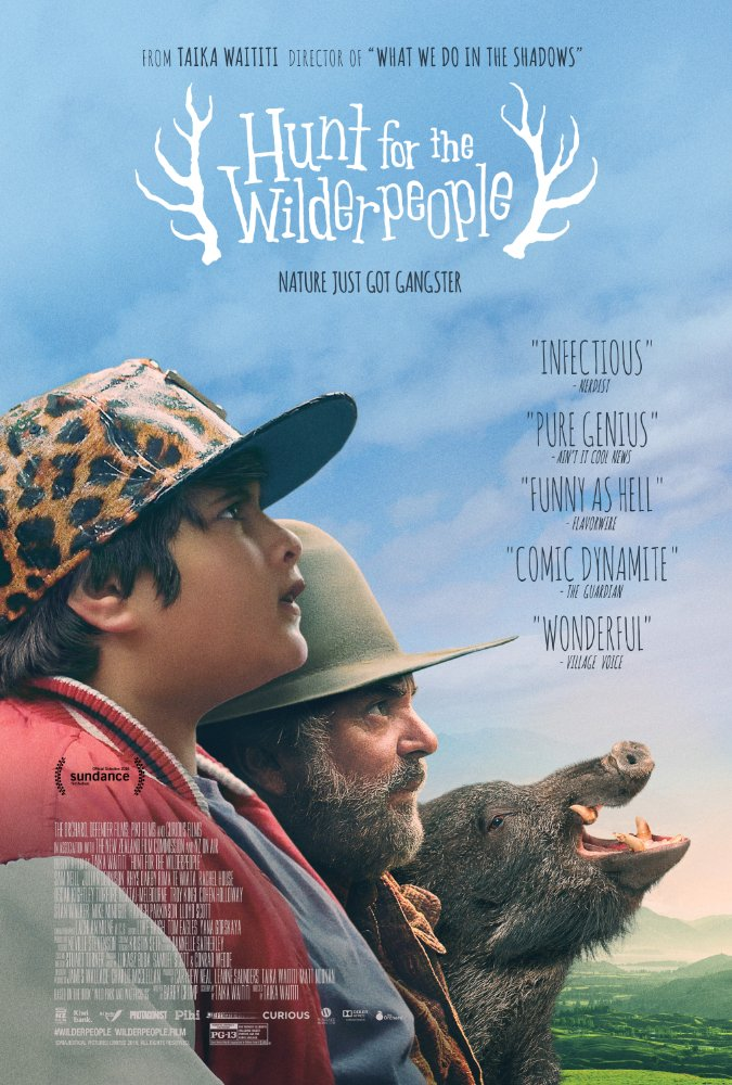 Vahşiler Firarda / Hunt for the Wilderpeople