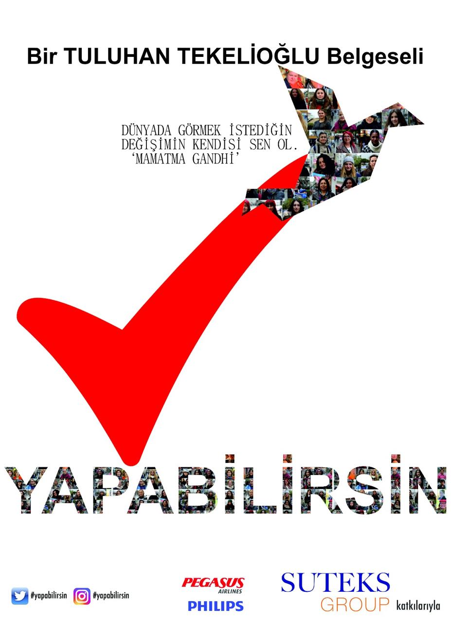 Yapabilirsin / You Can Do It