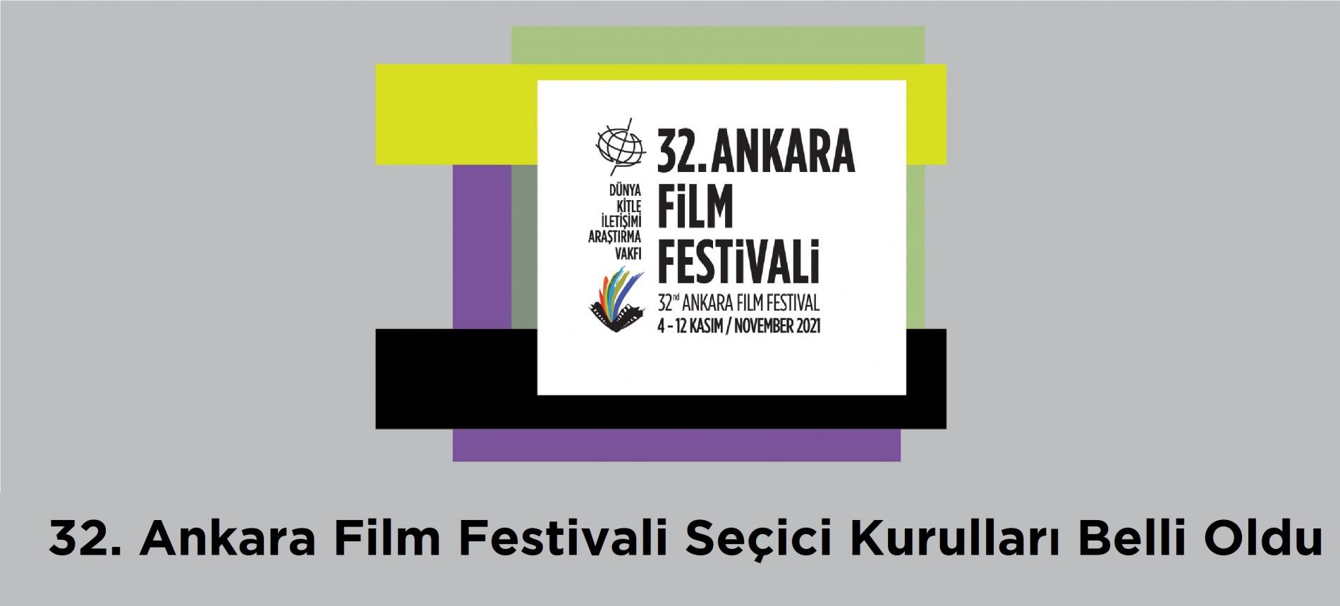 32. Ankara Film Festivali Seçici Kurulları Belli Oldu!