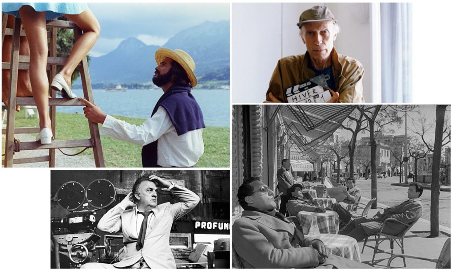Festival'den Fellini'nin ve Rohmer'in 'Anısına'...