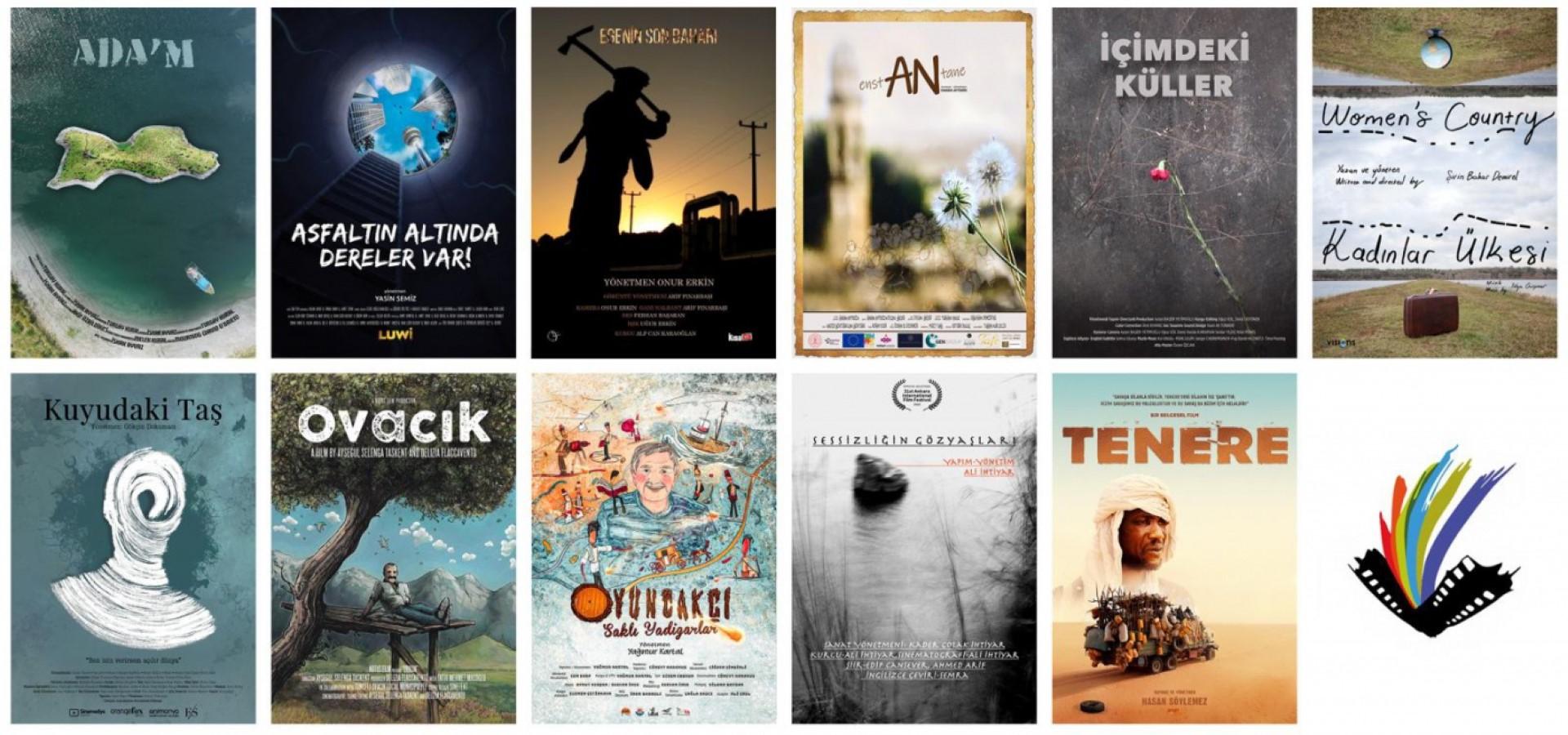 31. Ankara Uluslararası Film Festivali Ulusal Belgesel Film Yarışması Finalistleri Belli Oldu