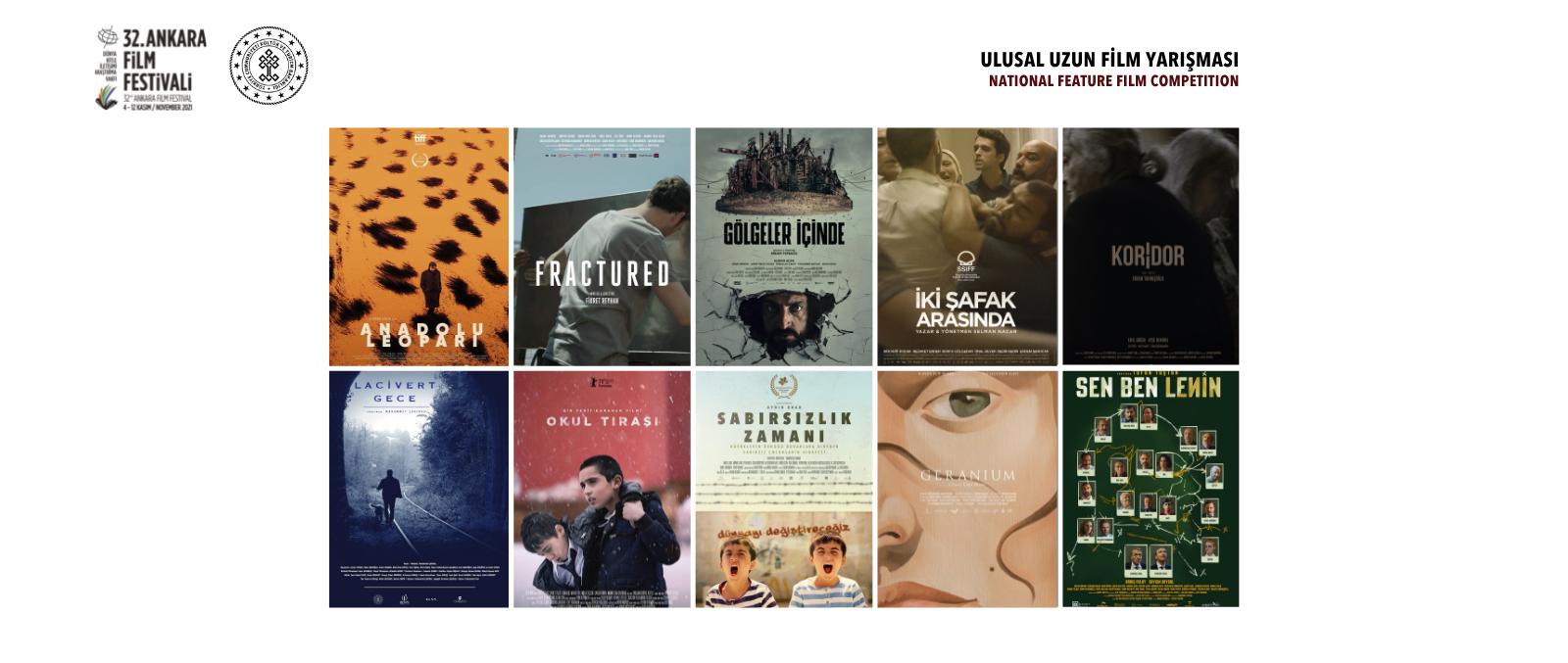 32. Ankara Film Festivali Ulusal Yarışma Filmleri Belli Oldu!