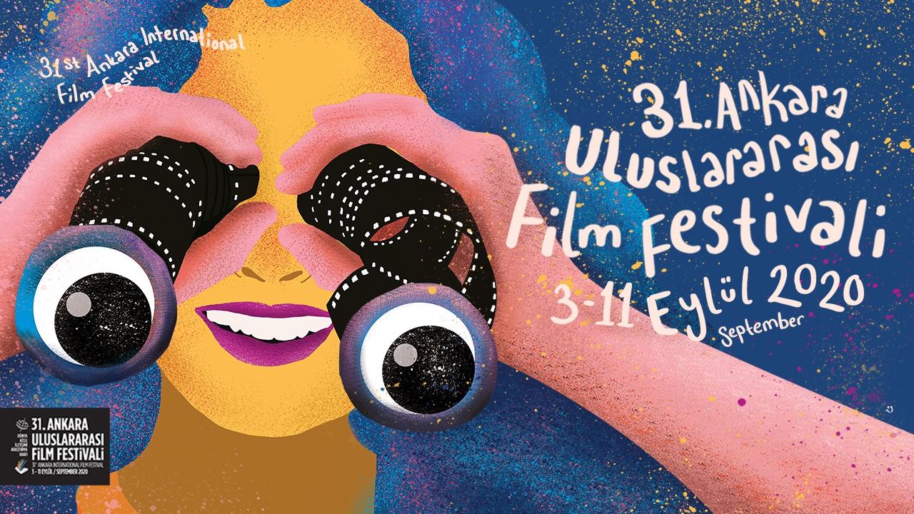 31. Ankara Uluslararası Film Festivali'nin Afiş Tasarım Yarışması Sonuçlandı