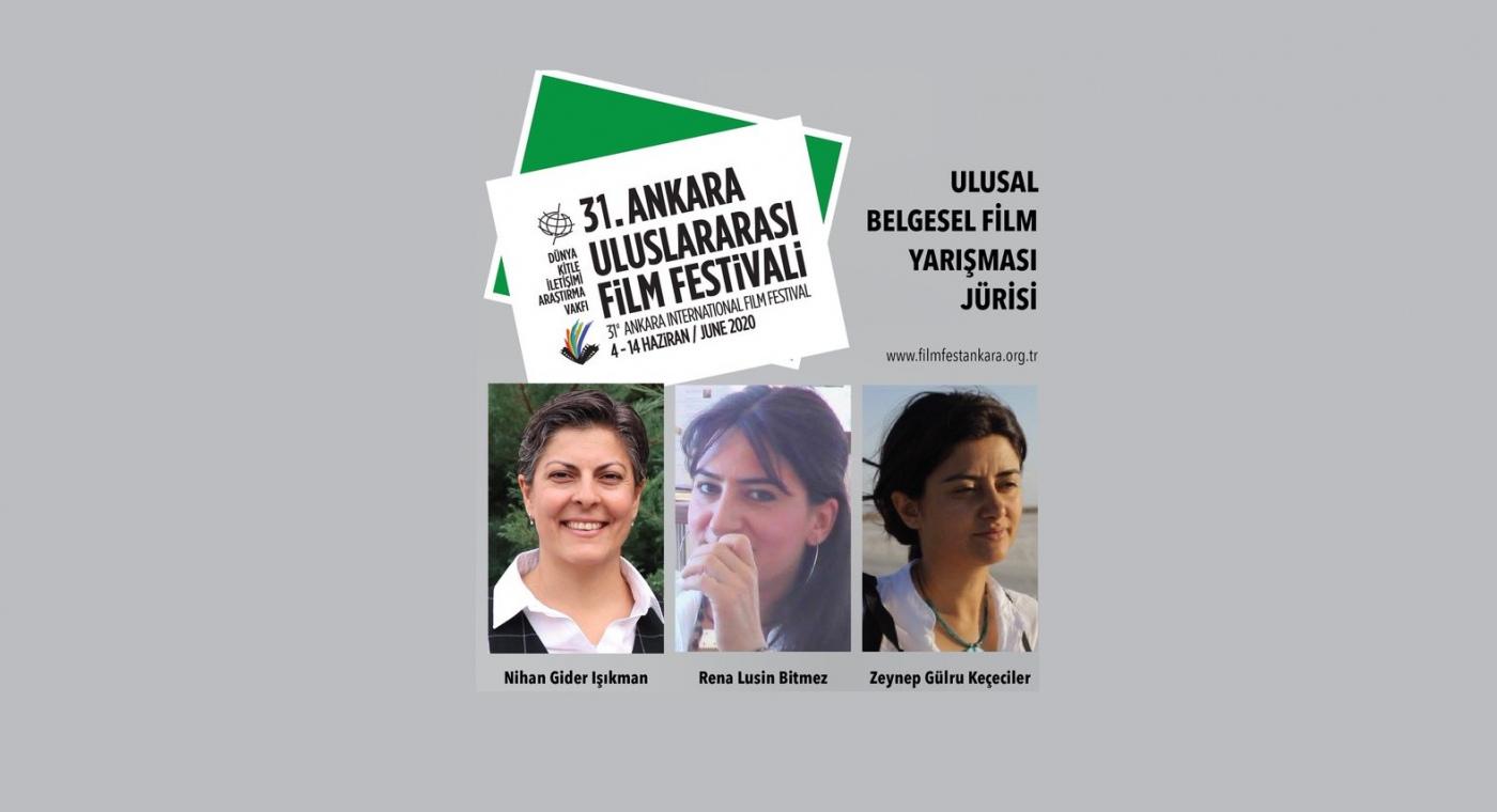 Ulusal Belgesel Film Yarışma Jürisi