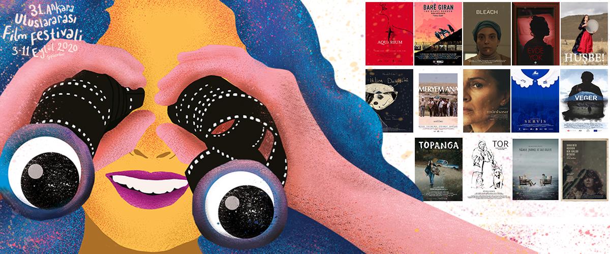 31. Ankara Uluslararası Film Festivali Ulusal Kısa Film Yarışması Finalistleri Belli Oldu