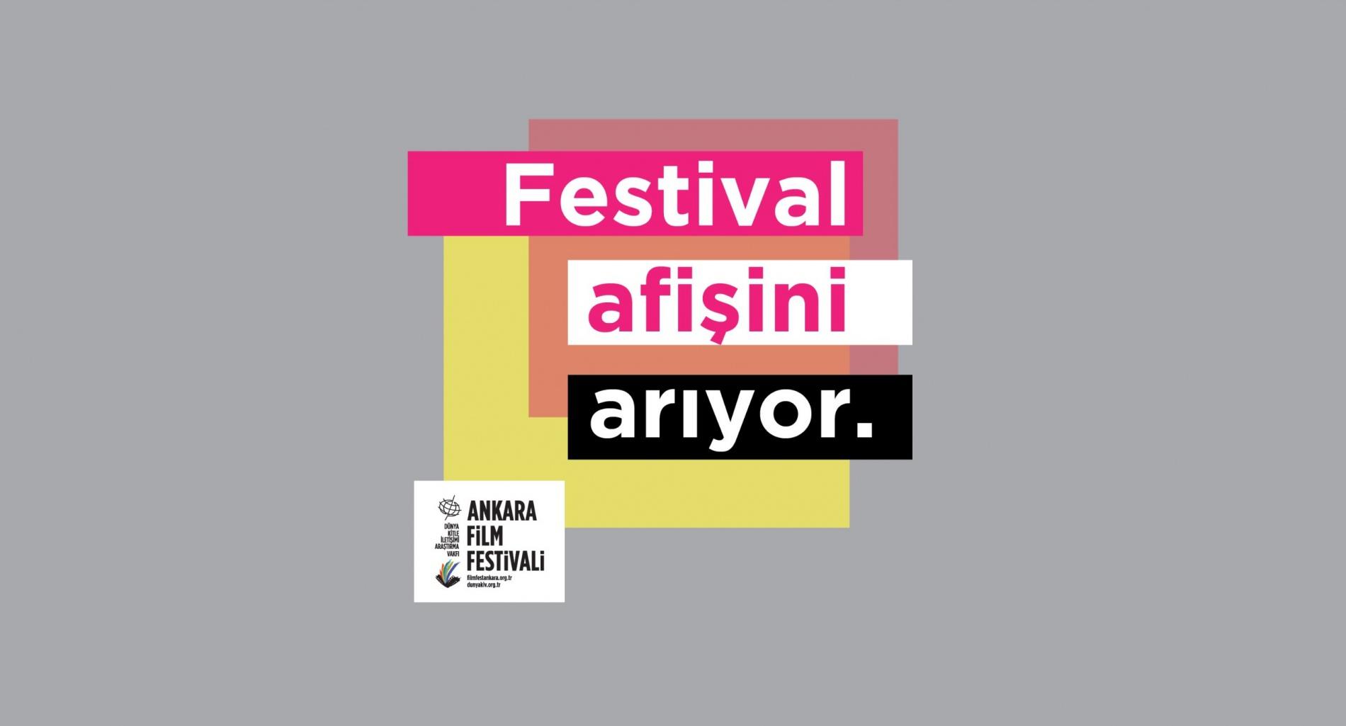 32. Ankara Film Festivali'nin Afiş Tasarım Yarışması jüri üyeleri belli oldu.